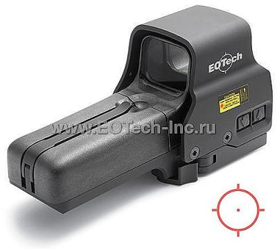 Голографический коллиматорный прицел EOTech 518-0, черный