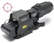 Голографический коллиматорный прицел EOTech EXPS2-2 и увеличитель G33 HHS II