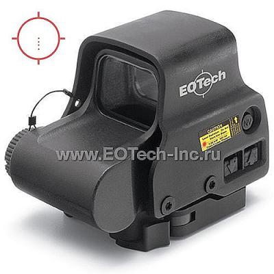 Голографический коллиматорный прицел EOTech EXPS3-4, черный