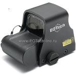 Голографический коллиматорный прицел EOTech XPS2-1, черный