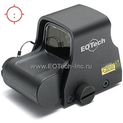 Голографический коллиматорный прицел EOTech XPS2-2, черный