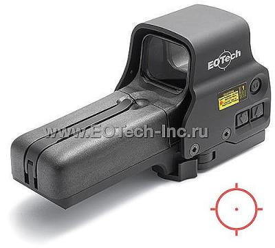 Голографический коллиматорный прицел EOTech 558-0, черный