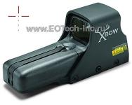 Голографический коллиматорный прицел EOTech 512-XBOW, черный