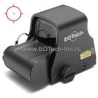 Голографический коллиматорный прицел EOTech XPS3-0, черный