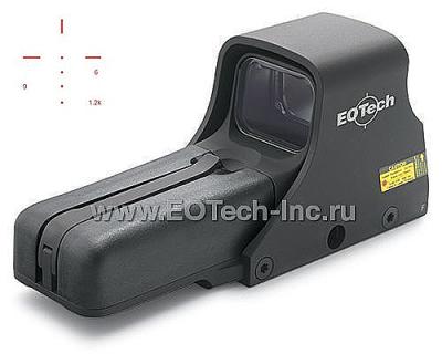 Голографический коллиматорный прицел EOTech 552-XR308, черный